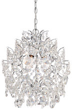Minka-Lavery 3150-77 - 3 Light Mini Chandelier
