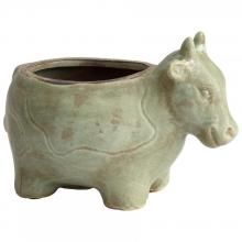 Cyan Designs 08764 - Friendly Cow Planter