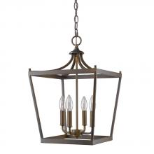 Acclaim Lighting IN11133ORB - Kennedy Indoor  4-Light Pendant In Oil Rubbed Bronze
