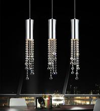 Crystal World 5081P20C-RC - 3 Light Chrome Multi Light Pendant from our Extended collection