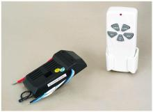 Vaxcel International X-RC6593 - Ceiling Fan Remote Control Kit White