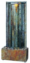 Kenroy Home 50285SL - Waterwall Table/Wall Fountain