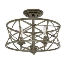 Millennium 2173-AS - Semi-Flush Ceiling Mount