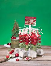 Deco Breeze NAT10113 - COR Holiday Cranberry Spice