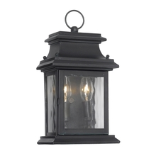 ELK Lighting 5726-C - Provincial Outdoor Wall Lantern In Charcoal And