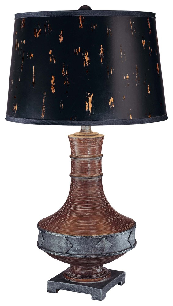 All-Lite Electric in Cleveland, Ohio, United States, Minka-Lavery VTRW, Table Lamp,