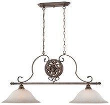 Minka-Lavery 4312-299 - 2012 PENDANT 2 LIGHT