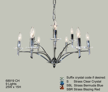 Classic 68919 CH - Chandelier