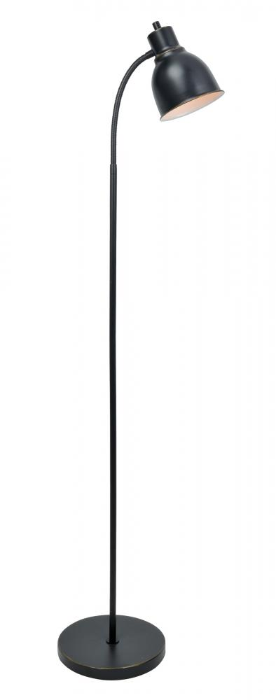 All-Lite Electric in Cleveland, Ohio, United States, Lite Source Inc. M23L8, Metal Floor Lamp, Dark Bronze, E27 Type Cfl 13W, Galvin