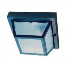 Acclaim Lighting 4901BK - Builder's Choice Collection Ceiling-Mount 1-Light Outdoor Matte Black Light Fixture