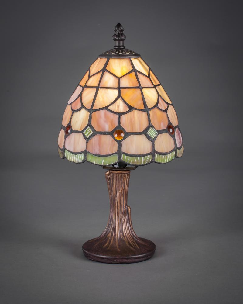 All-Lite Electric in Cleveland, Ohio, United States, Toltec Company 4KV58, Table Lamps, Any