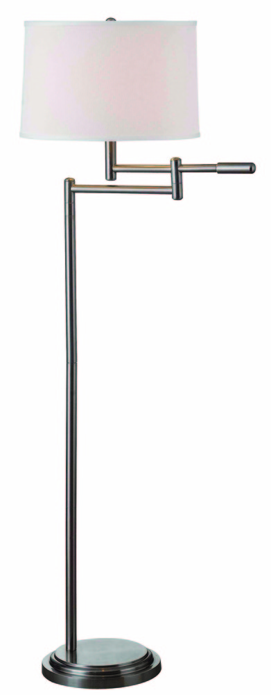 All-Lite Electric in Cleveland, Ohio, United States, Kenroy Home 86JY, Theta Swing Arm Floor Lamp, Theta