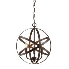 Millennium 3235-RBZ - Pendants serve as both an excellent source of illumination and an eye-catching decorative fixture.