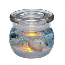 Deco Breeze LED6368 - LED Candle - Seascape Blue