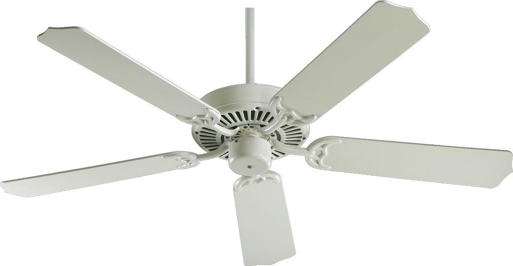 "All-Lite Electric in Cleveland, Ohio, United States, Quorum FN76, 42"" 5BL CAPRI FAN - AW, Capri"